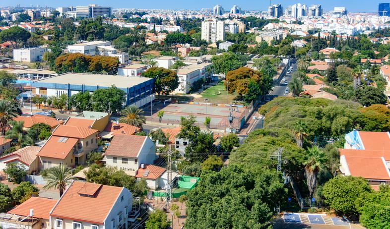 בניכוי ההוצאות - העיר העשירה בישראל