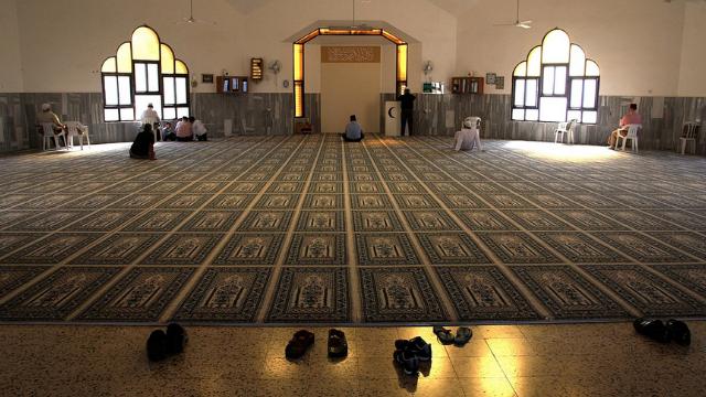 מסגד סיידנא מחמוד בחיפה