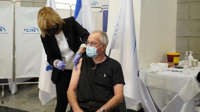 חיסונים לגילאי 60 ומעלה