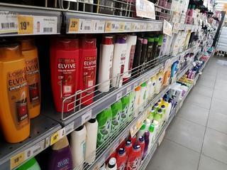 אם הבעל קנה את השמפו הלא נכון? רשתות יסרבו לקבלו בחזרה. צילום: מירב קריסטל