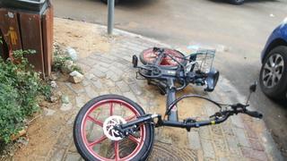 זירת התאונה | צילום: דוברות איחוד הצלה