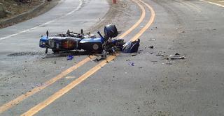 תאונת אופנוע   צילום אילוסטרציה: Pixabay