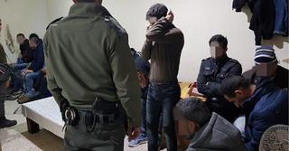 צילום המחשה בלבד: דוברות המשטרה