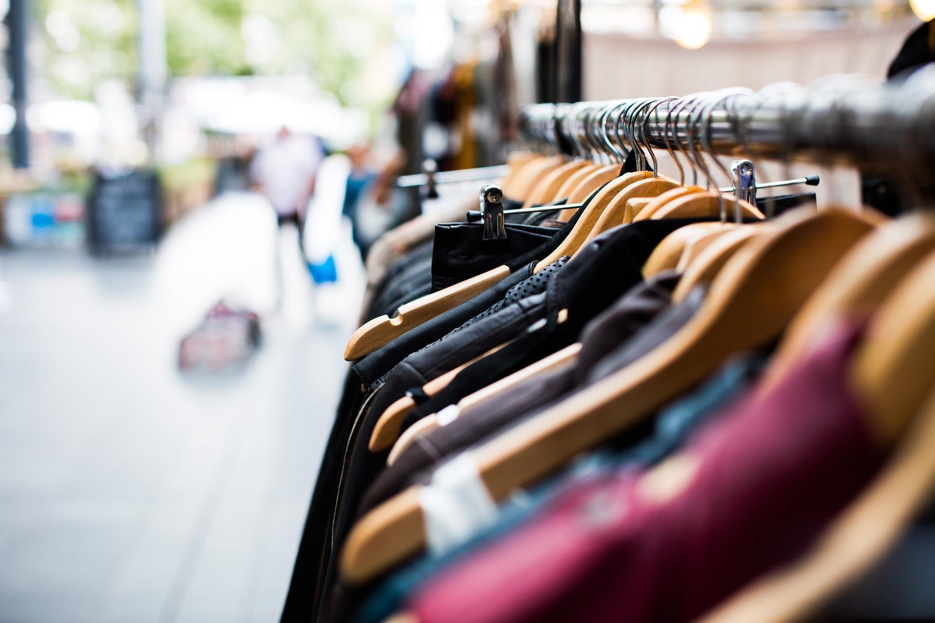 בגדים, שוק, חנות, יריד   צילום אילוסטרציה pixabay